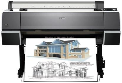 печать чертежей 3