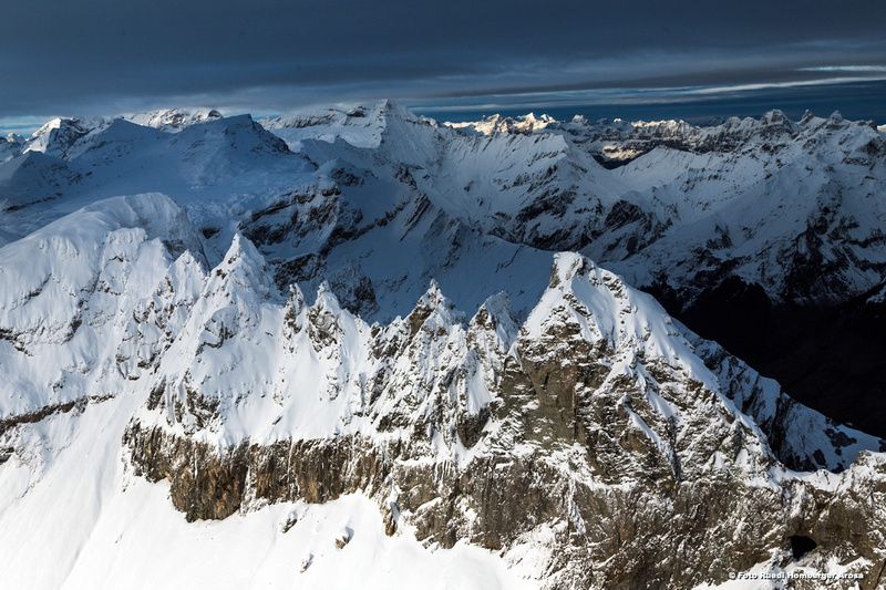 28711-578 Glarner Berge Tschingelhörner