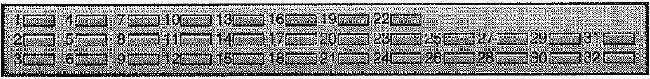 1993 Oldsmobile Passenger Compartment Fuse Box Diagram