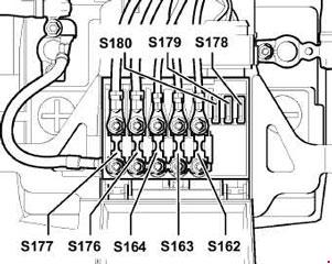 2002 jetta fuse box diagram nissan sentra wiring 1999 2006 volkswagen golf iv bora