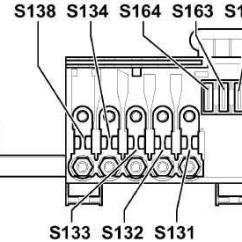 Audi A3 Fuse Box Diagram How To Draw Eye 1996 2003 And S3 8l Main