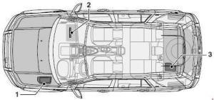 2006–2015 Land Rover Freelander (L359) Fuse Box Diagram » Fuse Diagram
