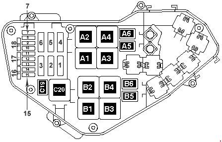 2004 Touareg Fuse Box Diagram : 29 Wiring Diagram Images