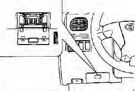 '00-'05 Kia Rio (DC) Fuse Box Diagram