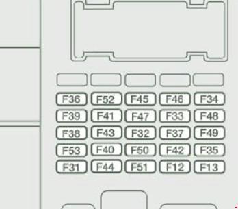 citroen berlingo wiring diagram of a standard keyboard 2006 2014 relay fuse box