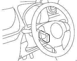 Suzuki / Maruti Alto 800, K10 fuse box diagram (2012