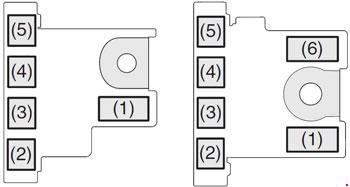 Suzuki / Maruti Baleno fuse box diagram (2015-) » Fuse Diagram
