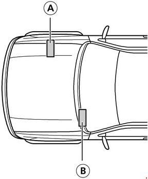 Схема предохранителей Ford Ranger и Mazda BT-50 (2006