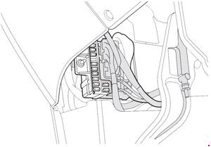 1999-2003 Honda Odyssey (RA6-RA9) Fuse Box Diagram » Fuse
