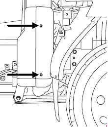 2006-2009 Ford LCF (Low Cab Forward) fuse diagram » Fuse