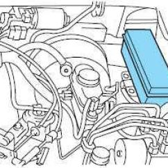 Ford Explorer Fuse Panel Diagram 1969 Camaro Fuel Gauge Wiring 2006 2010 Sport Trac Box Power Distribution
