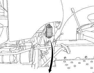 Kubota Tractor L3301, L3901 Fuse Box Diagram » Fuse Diagram