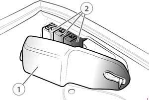 2004-2009 Ferrari F430 Fuse Box Diagram » Fuse Diagram