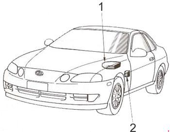 Is 250 Lexus Wiring Diagram Lights Acura Tl Wiring Diagram