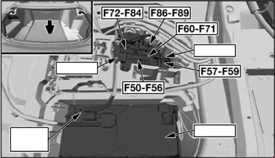Series Fuse Box Diagram 2004 2010 Bmw 6 E63 E64 Fuse Box Diagram 187 Fuse Diagram