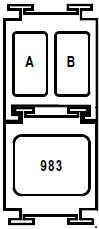 2003-2009 Renault Megane II Fuse Box Diagram » Fuse Diagram
