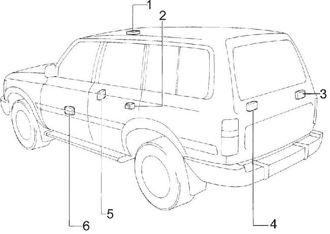 1997 Land Cruiser Engine Diagram