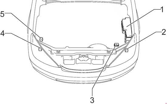Lexus Es330 Headlight Diagram. Lexus. Wiring Diagrams
