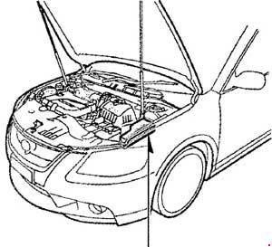 2006-2012 Toyota Aurion Fuse Box Diagram » Fuse Diagram
