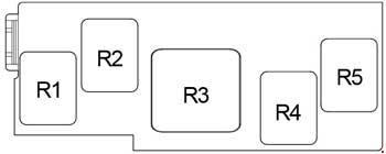 '13-'18 Toyota Auris & Corolla Ascent Fuse Diagram