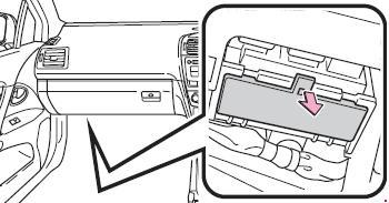 2009-2017 Toyota Avensis (T270) Fuse Box Diagram » Fuse