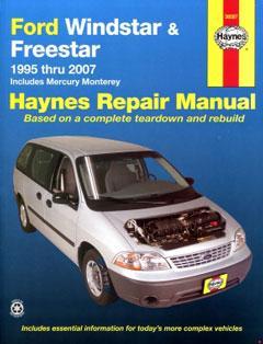 2003 Ford Windstar Fuse Box Diagram : windstar, diagram, Windstar, Diagram