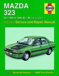 Mazda Familia / 323 / Protege fuse box diagram  Fuse Diagram