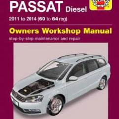 Vw Passat Engine Diagram 1979 Pontiac Firebird Wiring 2010 2015 Volkswagen B7 Fuse Box Diesel 11 14 60 To 64 Haynes Repair Manual