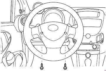 2005-2014 Toyota Aygo (AB10) Fuse Box Diagram » Fuse Diagram