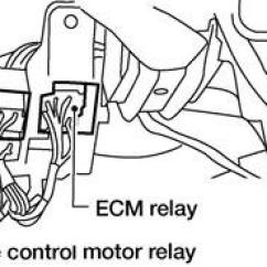2006 Nissan Sentra Engine Diagram How To Hook Up A 4 Way Switch 2000 Fuse Box Control Module Relay Throttle Motor