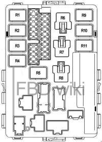 2003-2008 Nissan 350Z Fuse Box Diagram  Fuse Diagram