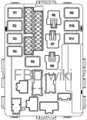 20032008 Nissan 350Z Fuse Box Diagram » Fuse Diagram