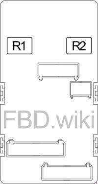 2013-2018 Subaru Forester Fuse Box Diagram » Fuse Diagram