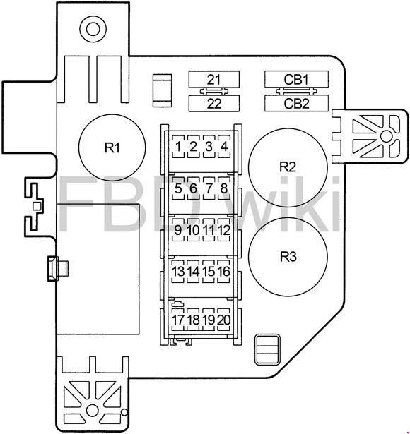 [DIAGRAM] 01 Dodge Ram 2500 Fuse Box Diagram FULL Version