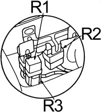 '94-'97 Honda Accord Fuse Diagram