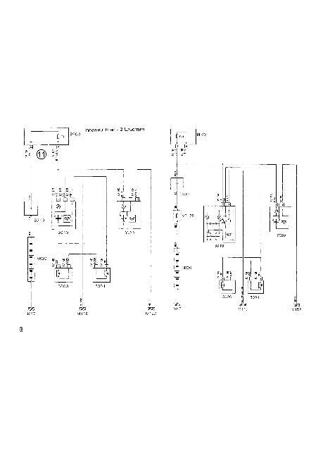 Схемы электрооборудования FIAT DUCATO / PEUGEOT BOXER