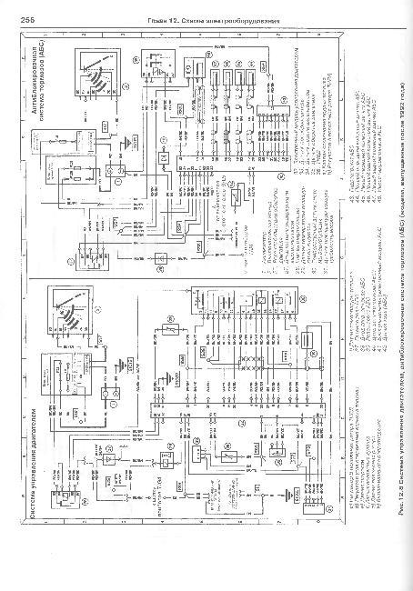 Схемы электрооборудования Ford Transit 1986-1998 » Схемы