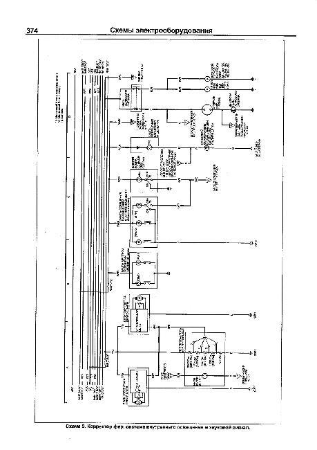 Схемы электрооборудования HONDA CIVIC 2001-2005 » Схемы
