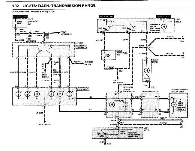 Схемы электрооборудования BMW 5 серии (e28) (528e, 533i