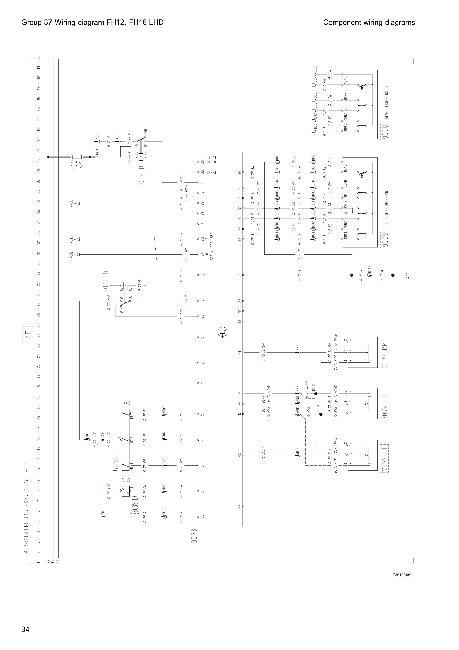 Схемы электрооборудования грузовых автомобилий Volvo FH12