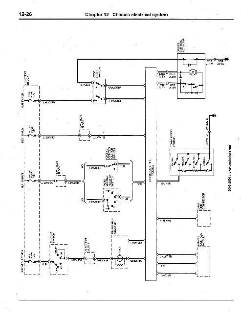 Схема электрооборудования Тойота Королла 2003-2008 » Схемы