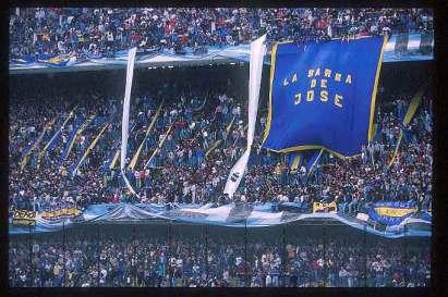 Buenos Aires, Campo de Boca Junior