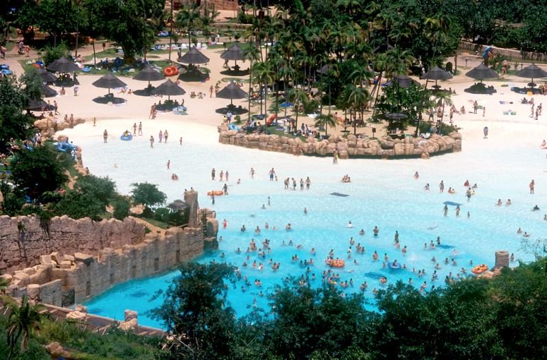 Sudáfrica, Bophuthatswana, Sun City, Hotel Sun City