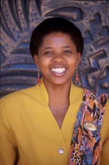 Sudáfrica, Bophuthatswana, Sun City, personal del Hotel Sun City, retrato