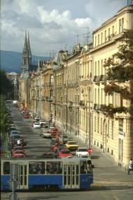 Croacia, Zagreb, Plaza De Tomislav