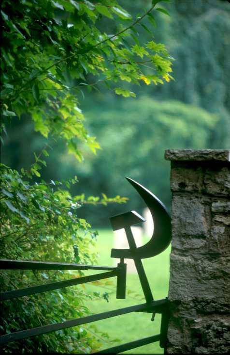Alemania, Berlin, Weimar, cementerio