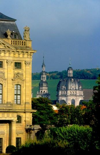 Alemania, Brandenburgo, Wurtenburgo, La Residencia