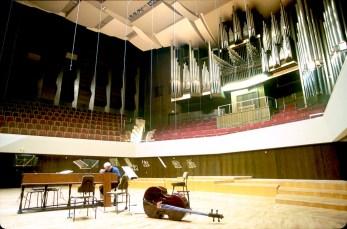 Alemania, Sajonia, Leipzig, Auditorium Gewandhaus