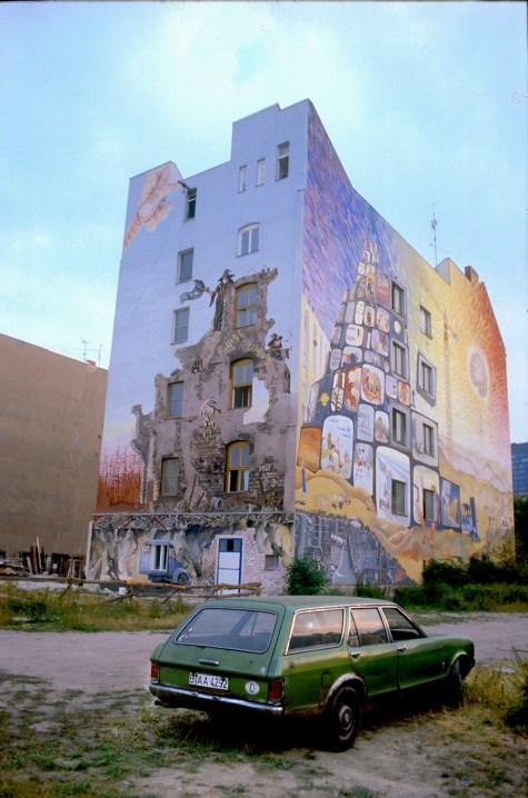 Alemania, Berlín, Casa Tommy Weissbecker