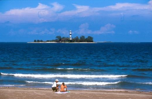 México, playa de Veracruz